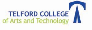 Telford College of Arts and Technology logo