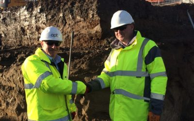 apT wins contract for multi story car park project