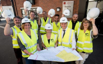 Pioneering development consultancy strengthens team