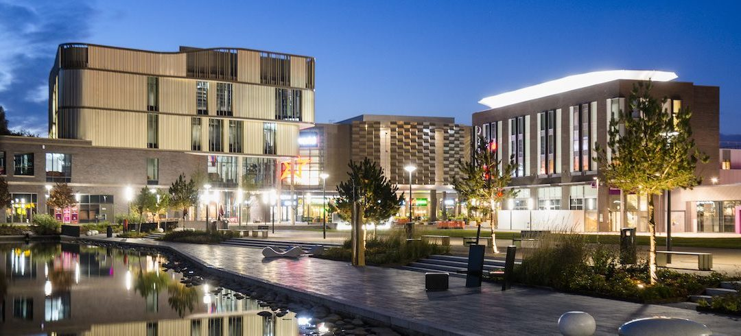 Southwater Development, Telford