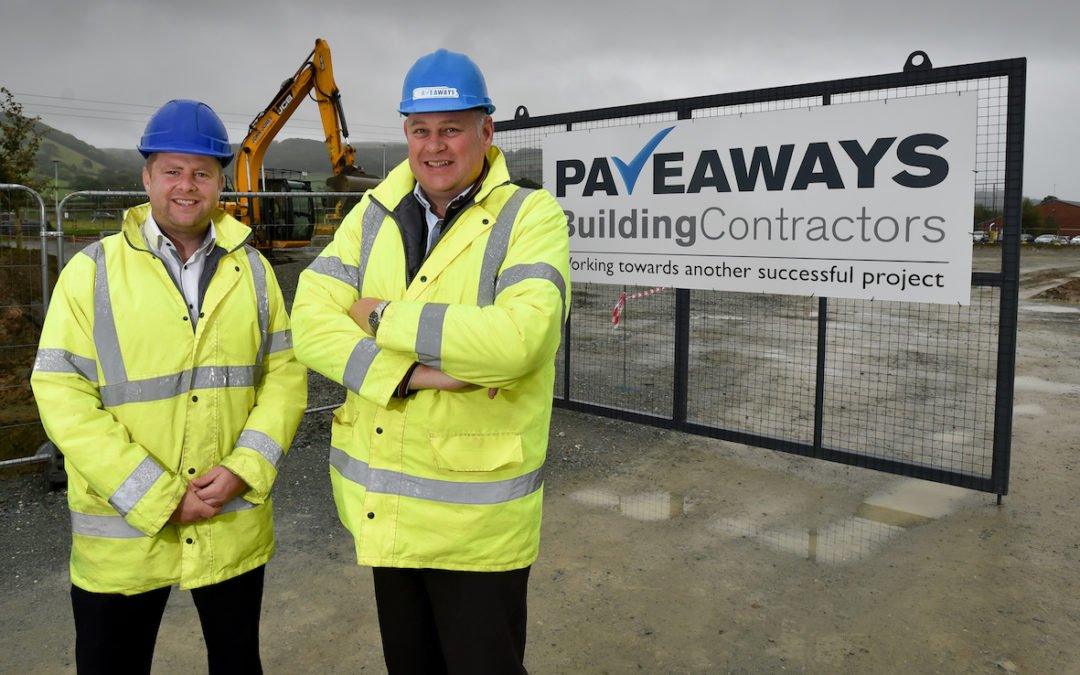 New contracts support healthy outlook for building contractor