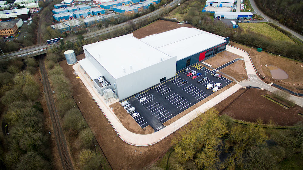 Handover drives forward expansion for automotive parts supplier