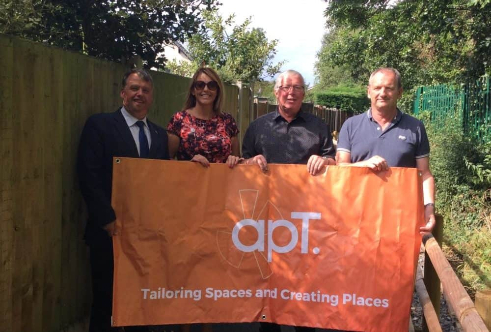 Leading consultancy called in to help restore town path