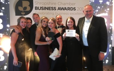 Construction firm crowned Shropshire's Best Company